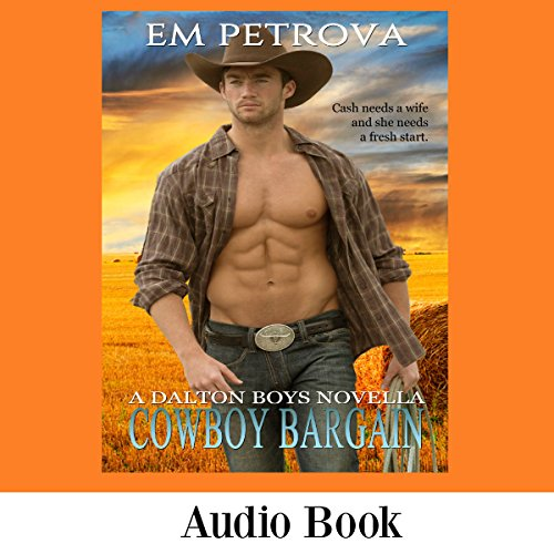 Cowboy Bargain audiobook cover art