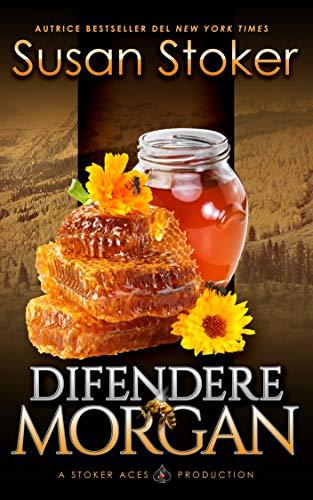 Difendere Morgan (Mercenari di Montagn Vol. 3) (Italian Edition)