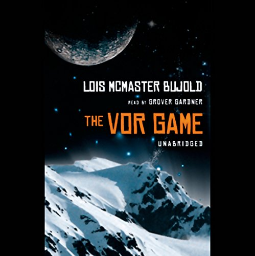 The Vor Game audiobook cover art