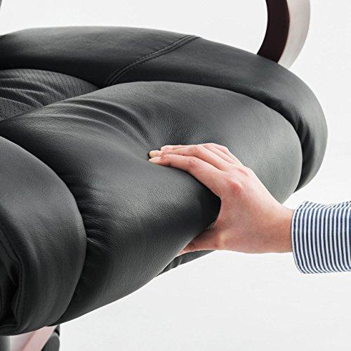 サンワダイレクト『本革椅子プレジデント・エグゼクティブチェア』
