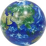 ほぼ日のアースボール 地球の「今」がリアルタイムに見える、国境のない地球儀 直径約15cm
