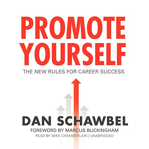 Promote Yourself audiobook cover art