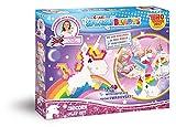 CRAZE fusibles Splash BEADYS Perles d'eau de Licorne Jeu de Bricolage pour Enfants 58467, Multicolore