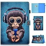 Succtop Hülle für Huawei Mediapad T5 10 PU Leder