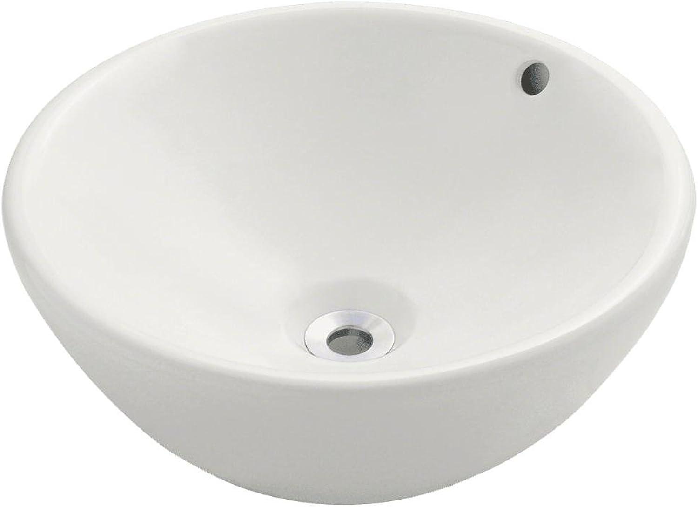 Mr Direct V2200-B Porcelain Vessel Sink