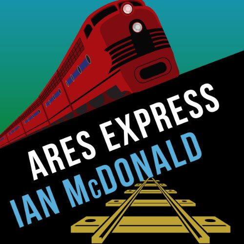 Ares Express audiobook cover art