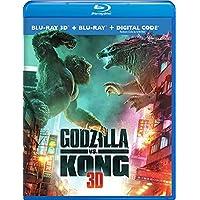 Godzilla vs. Kong [Blu-ray]