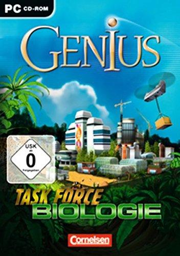 Genius - Task Force Biologie DVD Box