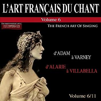 L'art français du chant, Vol. 6
