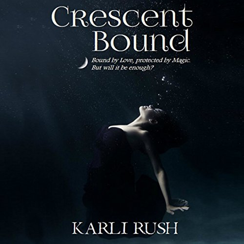 Crescent Bound - Book 1 audiobook cover art