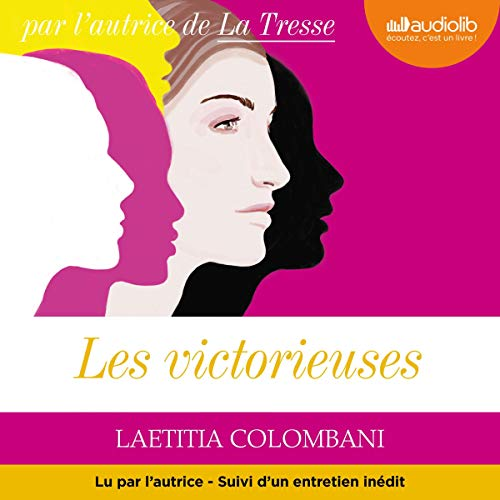 Les Victorieuses audiobook cover art