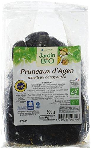 Jardin Bio Pruneaux d'Agen 500 g