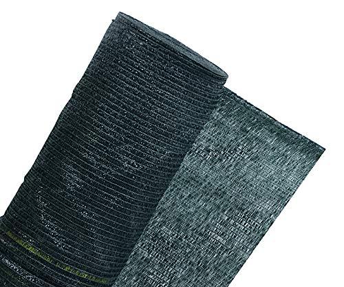 ecosoul Filet d'ombrage de protection contre la chaleur 60 % en 1 m de large (vendu au mètre)