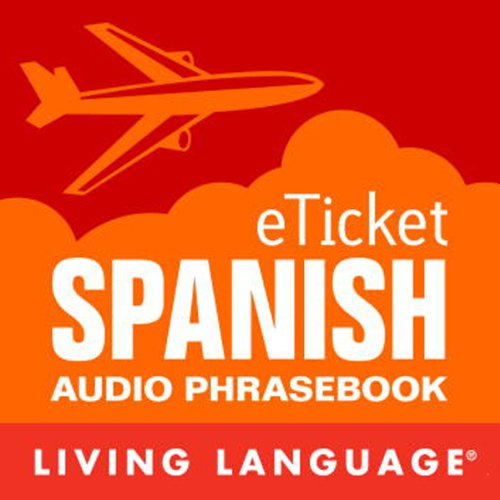 eTicket Spanish audiobook cover art