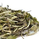 Teavivre Organic White Peony (Bai MuDan) Tea Loose Leaf Chinese White Tea (3.5oz / 100g)