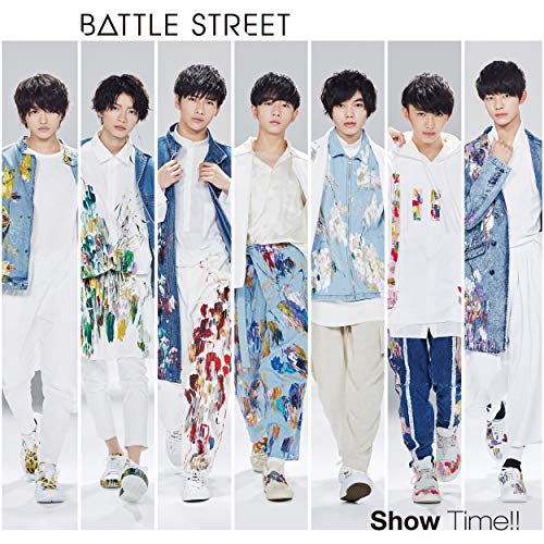 [Single]Show Time!! – BATTLE STREET[FLAC + MP3]