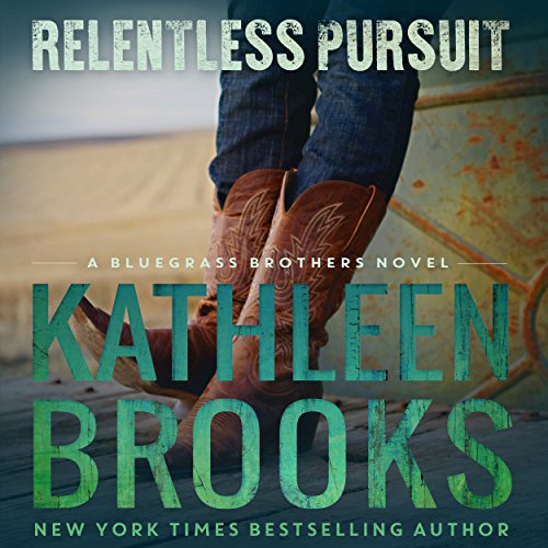 Relentless Pursuit audiobook cover art