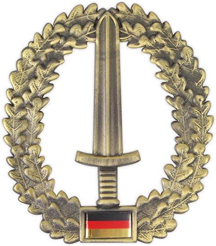 BW Barettabzeichen KSK, Metall