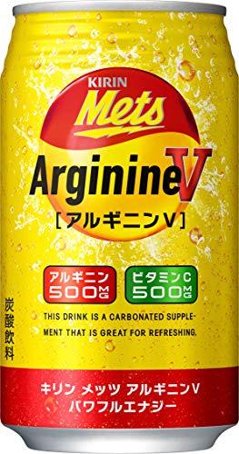 キリン メッツ アルギニンV パワフルエナジー 350ml缶 ×24本