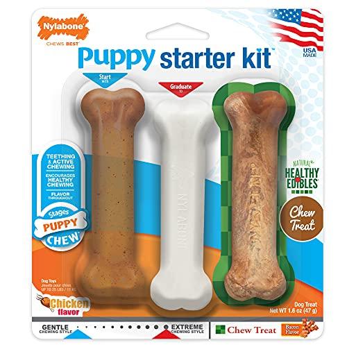 Nyla Bone Puppy Starter Kit (3unidades)