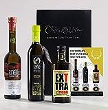 Medaglia d'oro per olio d'oliva vergine extra New York 2019; Rincon de la subbetica, Exttra Picual, Oro Bailen Arbequina