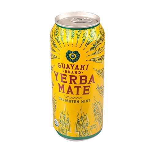 Top yerba mate case of 12 mint for 2021