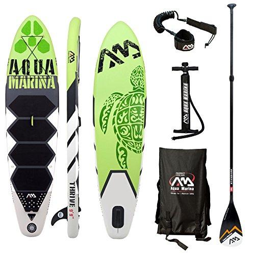 Aqua Marina Inflatable Stand-up Thrive Paddle Board