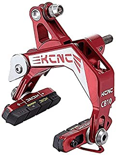 KCNC CB10 Road Bike Bicycle Cycling Brake Calipers Front & Rear Set Black Silver red Color