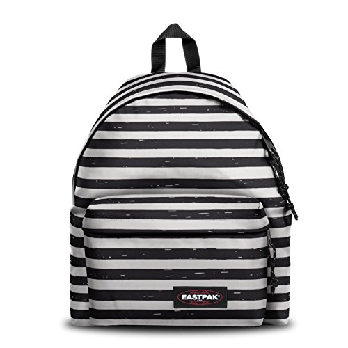 Eastpak Padded PAK'R Mochila Infantil, 40 cm, 24 Liters, Negro (Stripe-It Black)