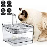 Best Pet Fountains - petnf 2020 Newest Upgraded Cat Fountain for Pet Review