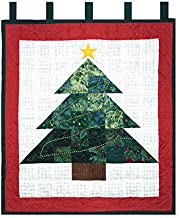 Christmas Tree Wall Hanging Quilting Kit
