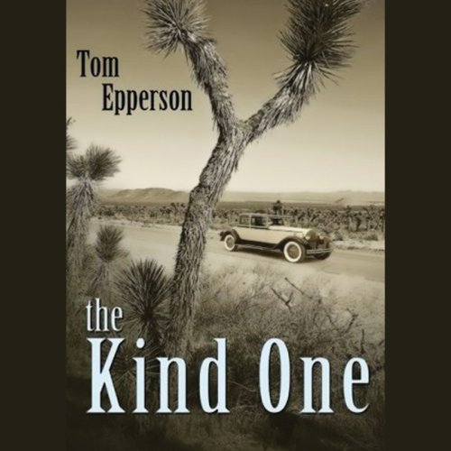 The Kind One audiobook cover art