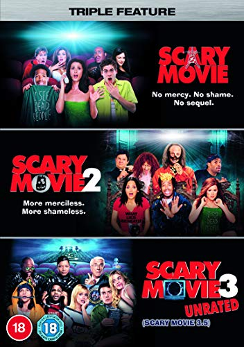 Scary Movie 3-Movie Collection [DVD] [2020]