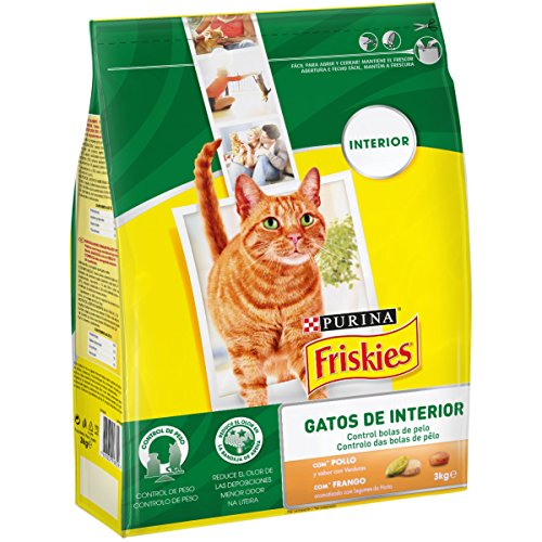 Friskies Purina Control...
