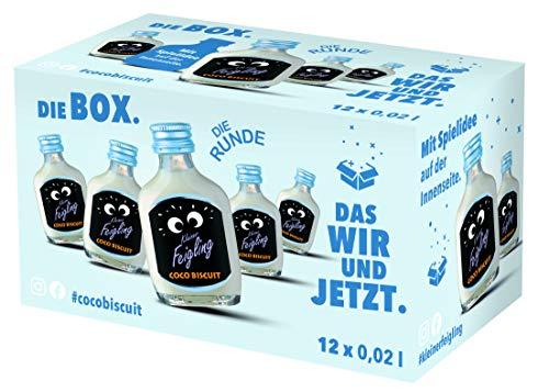 Kleiner Feigling Coco Biscuit ( 12 x 0,02l ) Marken – Spirituose aus Deutschland