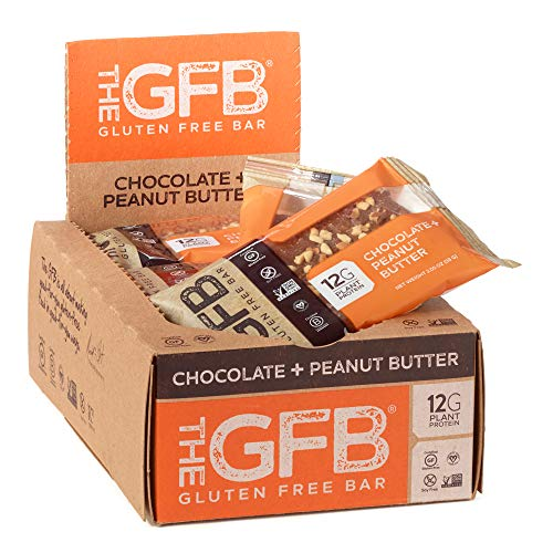 The GFB High Protein Bars