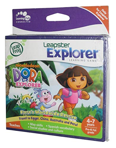 Dora the Explorer Leapfrog Leapster…