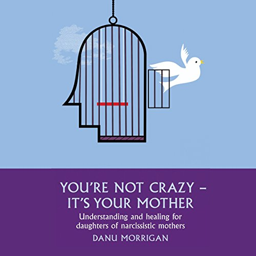 You're Not Crazy - It's Your Mother audiobook cover art