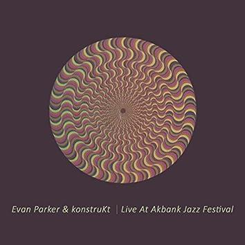 Live at Akbank Jazz Festival