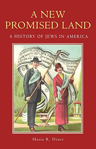 A New Promised Land: A History of Jews in America (Religion in American Life)