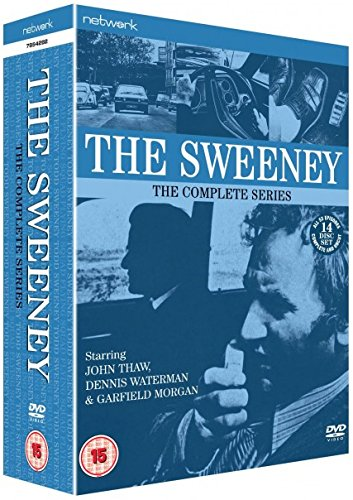 The Sweeney: The Complete Series [DVD] [Reino Unido]