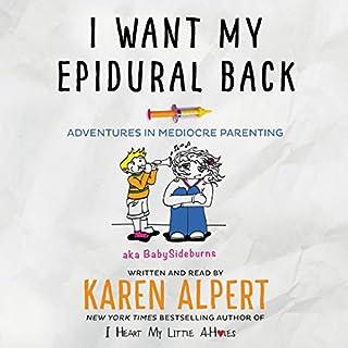 I Want My Epidural Back cover art
