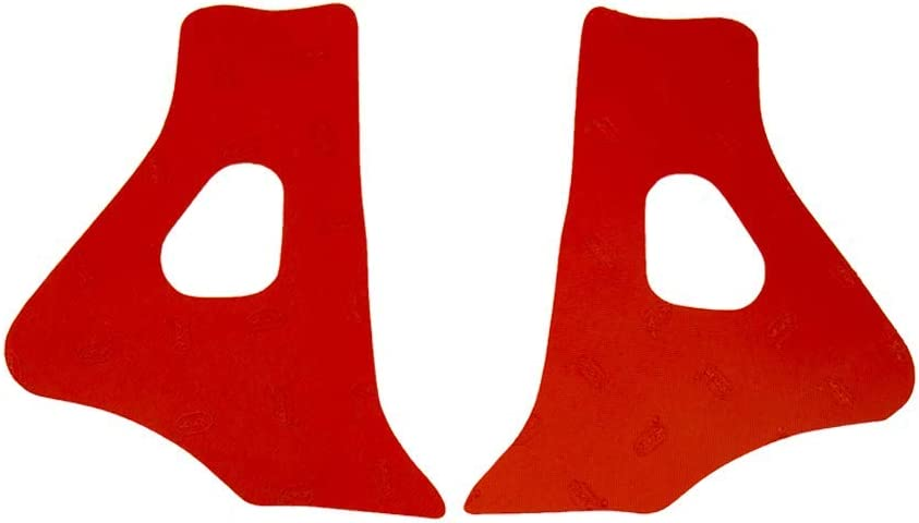 Vibram Max 57% OFF M7348R Red Off-Road Frame Rubber Pads Ranking TOP8