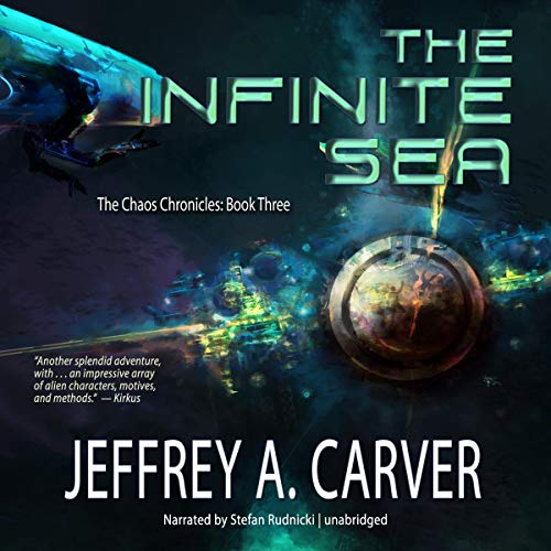 The Infinite Sea cover art