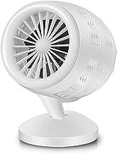 GJPJRQ Calentador Portátil Pequeño / 350 W Mini Ventilador Calentador Calentador Eléctrico Montado En La Pared Estufa Radiador/Silencioso Watt Caliente 350 W Ahorro De Energía,C