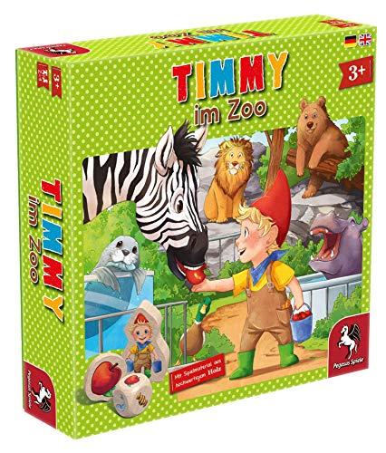 Pegasus Spiele 66026G - Timmy im Zoo
