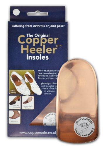 Copper Heeler Original Copper Heeler Einlegesohlen