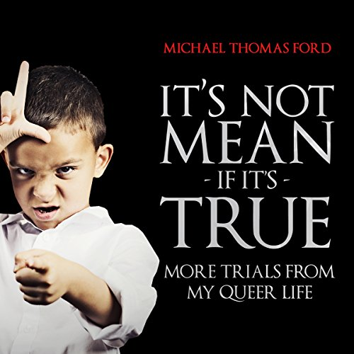 It's Not Mean If It's True audiobook cover art
