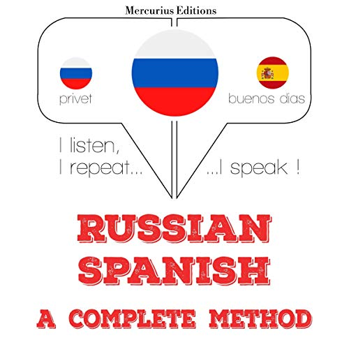 Russian - Spanish. A complete method cover art