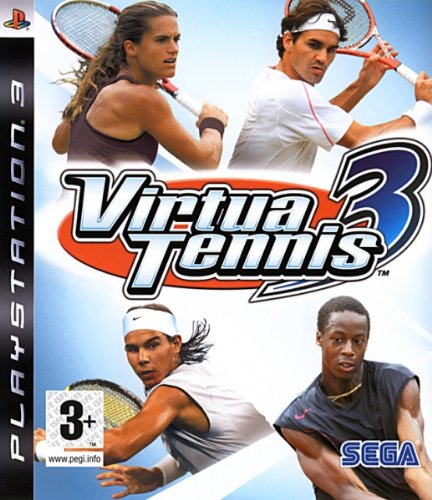 [UK-Import]Virtua Tennis 3 Game PS3